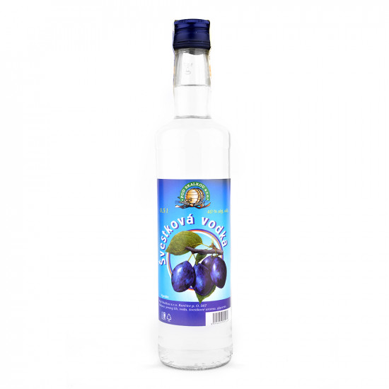 vodka švestka - náhled
